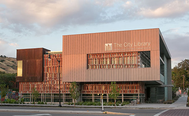Facades - King Road Branch Library