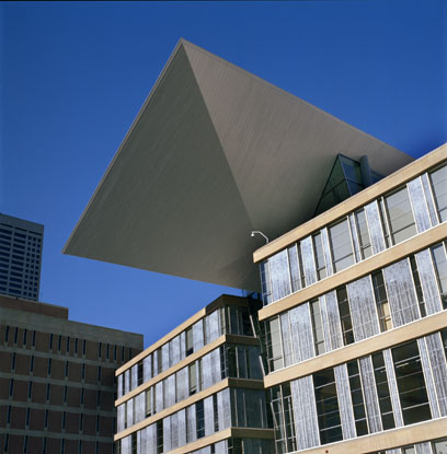 Minneapolis Central Library Hunter Douglas Architectural