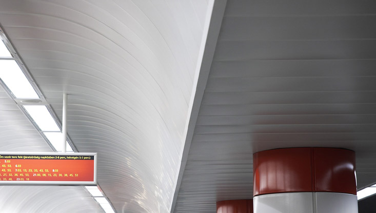 Tuintegels 5 Euro Per M2.Budapest M2 Metro
