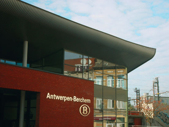 Estação Antwerpen Berchem