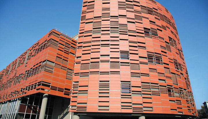 institute pasteur - hunter douglas architectural