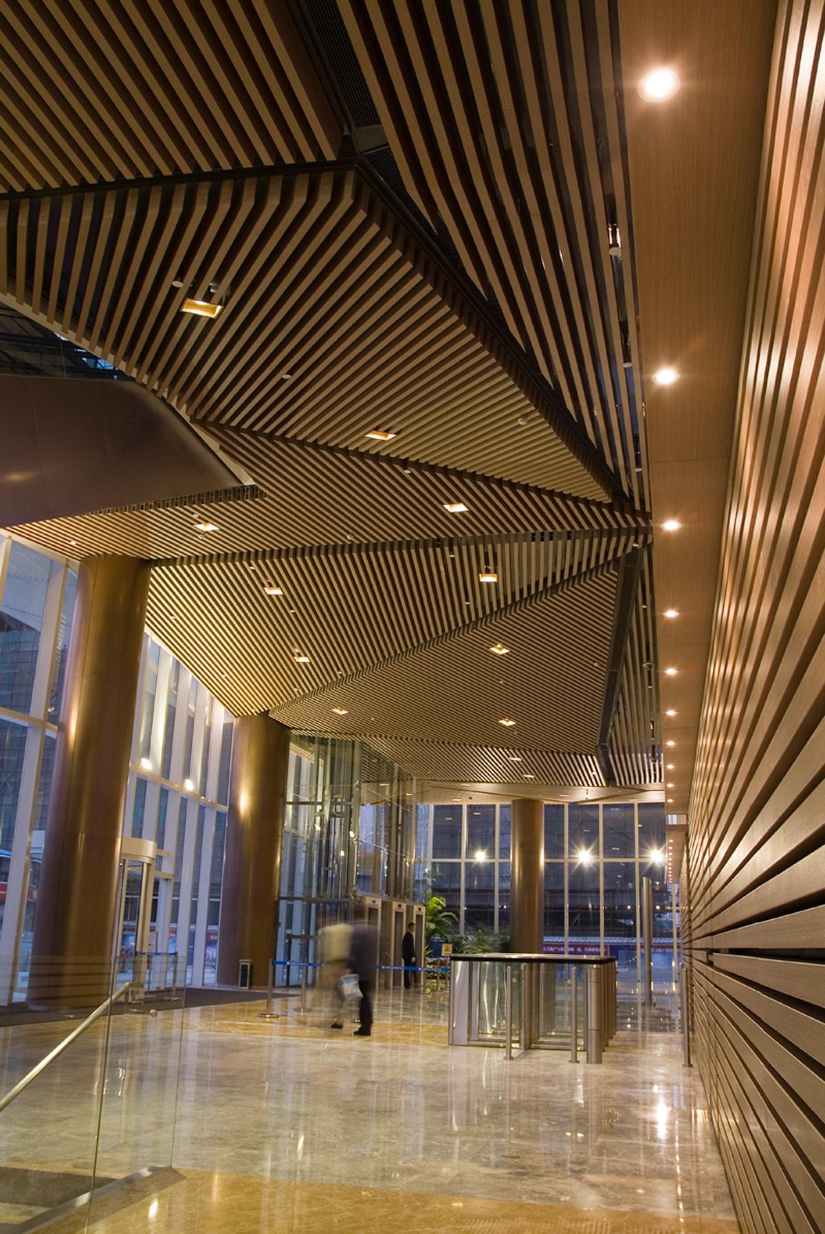 Guangzhou Fuli Center Mansion Hunter Douglas Architectural