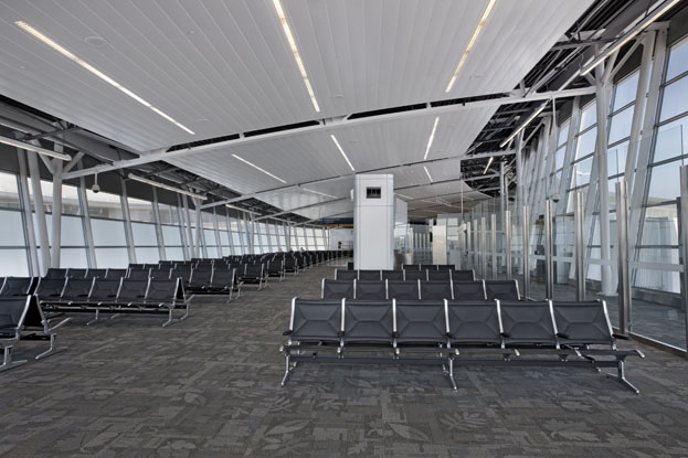 Indianapolis Airport Hunter Douglas Architectural