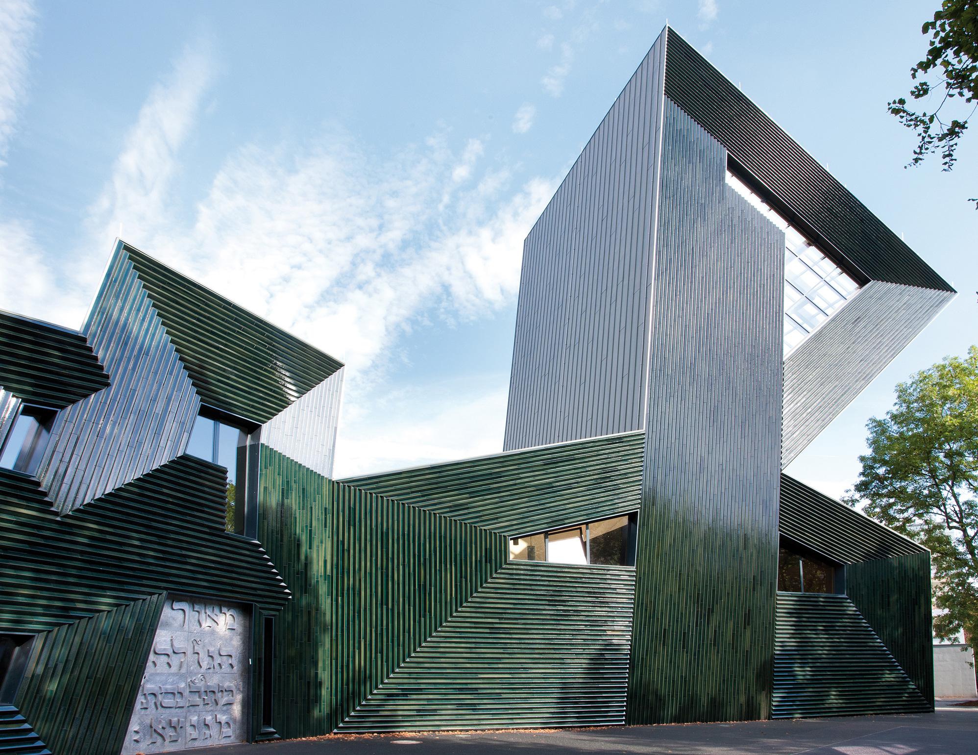 Mainz Synagogue Hunter Douglas Architectural