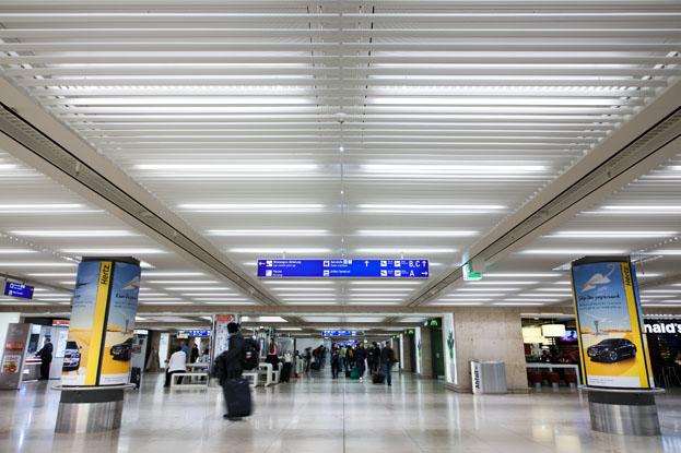 Flughafen Terminal 1 Frankfurt