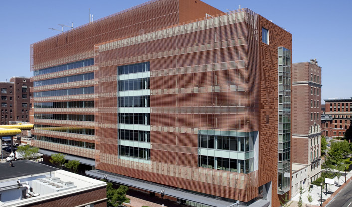 boston medical (shapiro ambulatory care) - hunter douglas