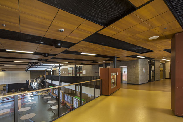 Tyee Middle School Hunter Douglas Architectural
