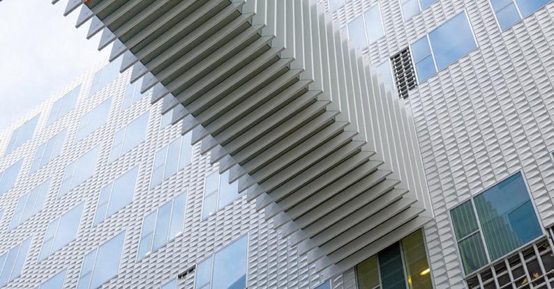 paleis van justitie - hunter douglas architectural