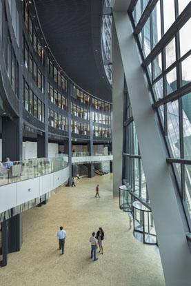 The Bow Encana Headquarters Hunter Douglas Architectural