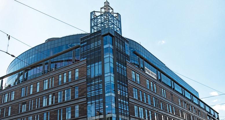 shopping center ligov - hunter douglas architectural