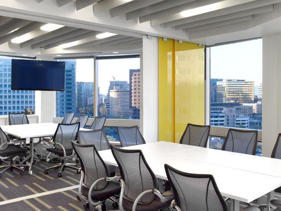 Corporate Office Hunter Douglas Architectural