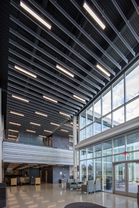 Upmc Lemieux Sports Complex Hunter Douglas Architectural