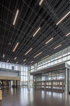 Upmc Lemieux Sports Complex Hunter Douglas Architectural