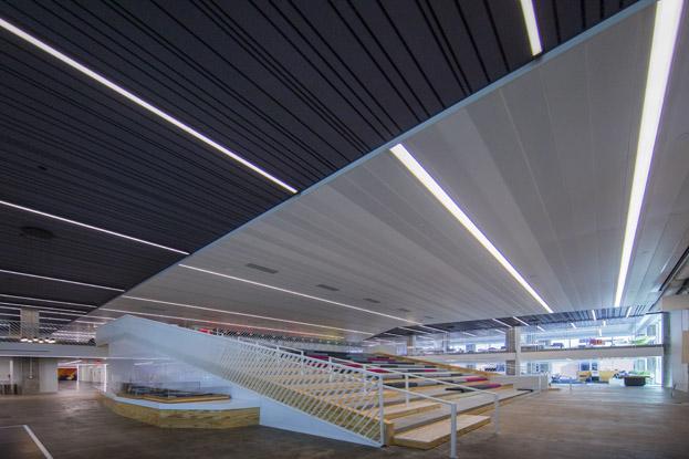 Populous Office Hunter Douglas Architectural