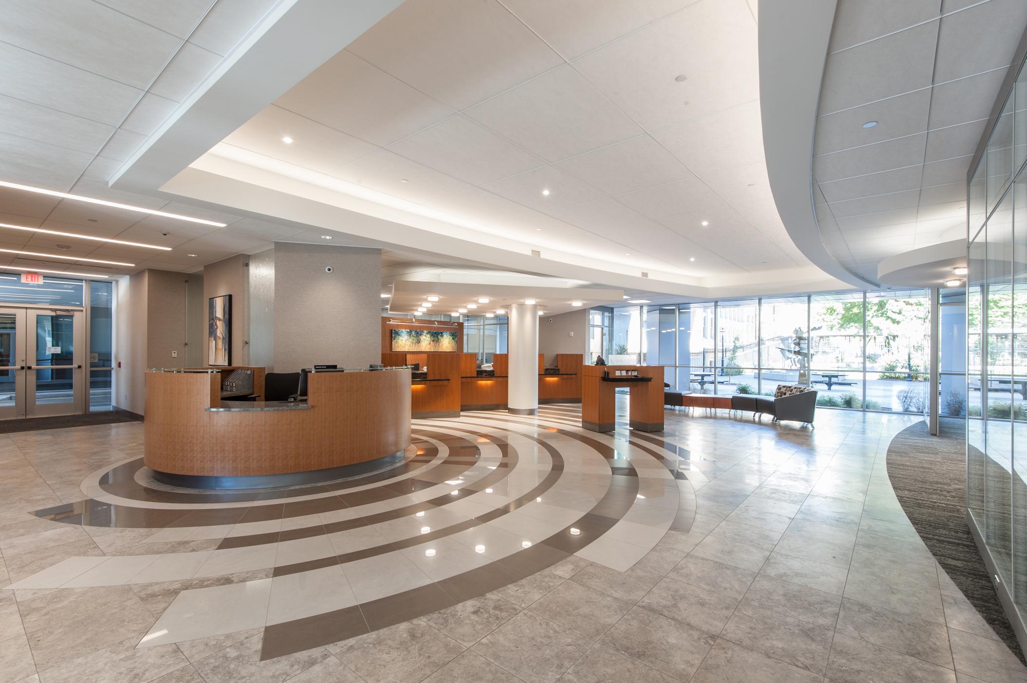 Fidelity Bank Hunter Douglas Architectural