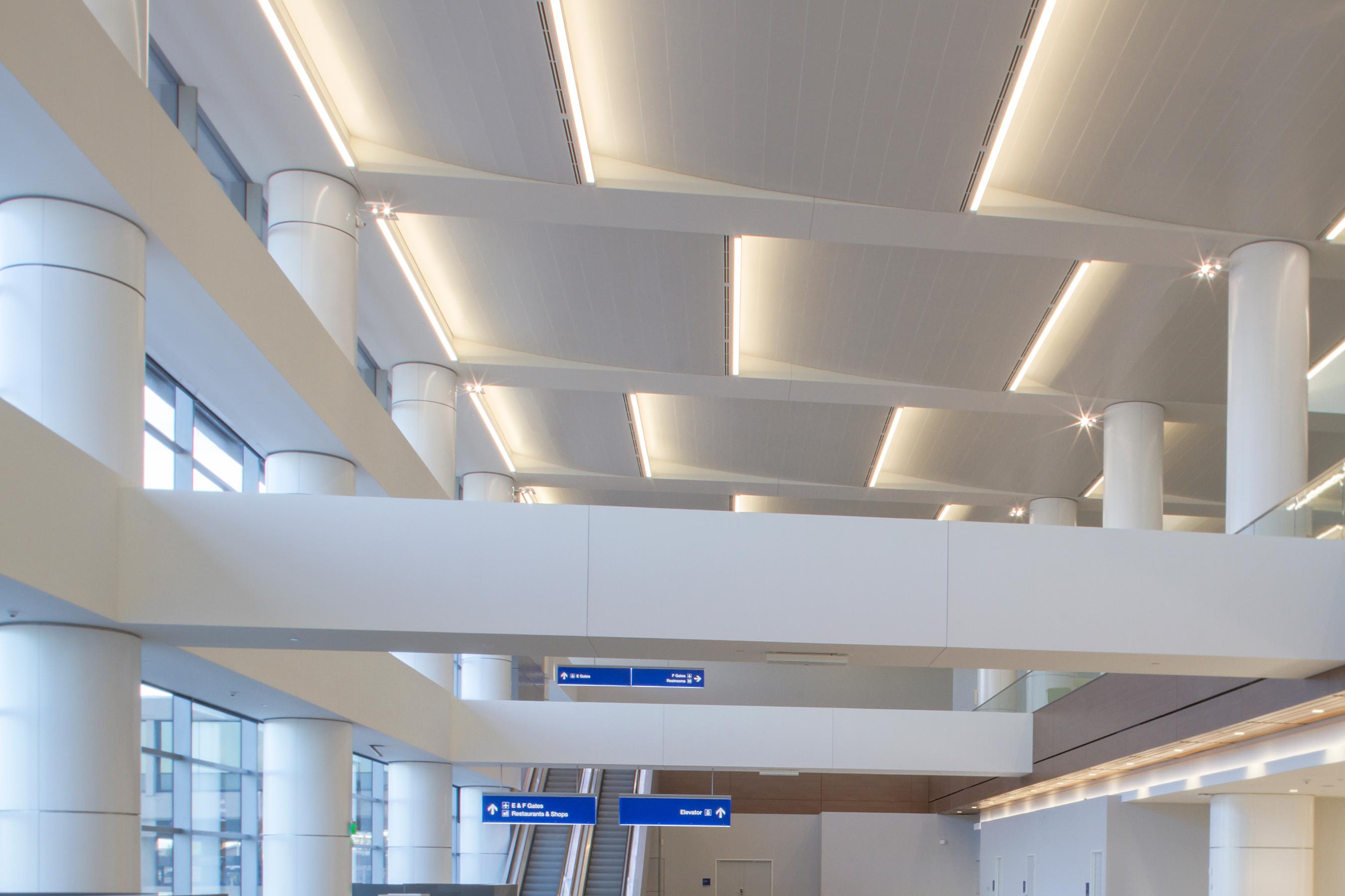 Phx Sky Harbor Airport Terminal 3 Hunter Douglas