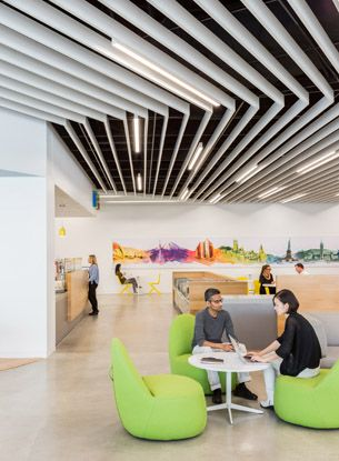 Adobe S Employee Town Center Hunter Douglas Architectural