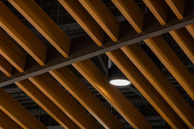 Target Center Courtside Club Hunter Douglas Architectural
