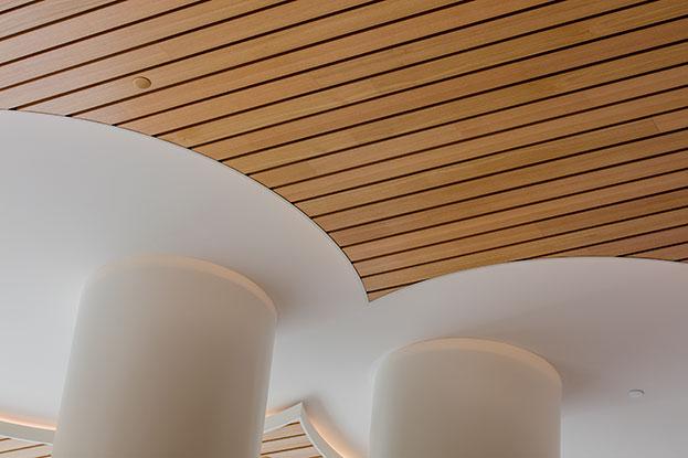 Target Center Entrance Hunter Douglas Architectural
