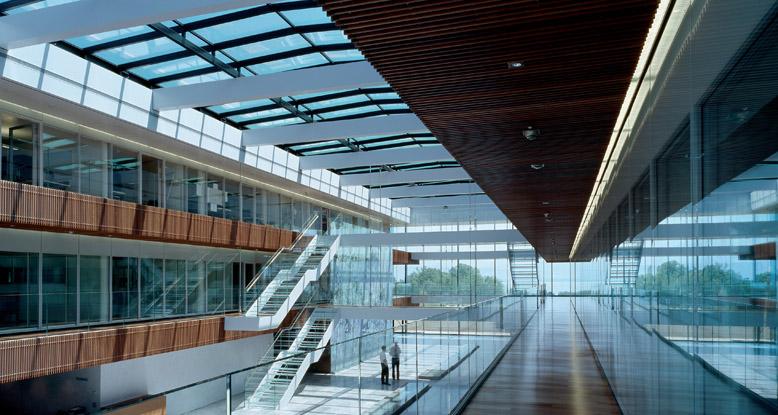 ferring international center ltd - hunter douglas architectural