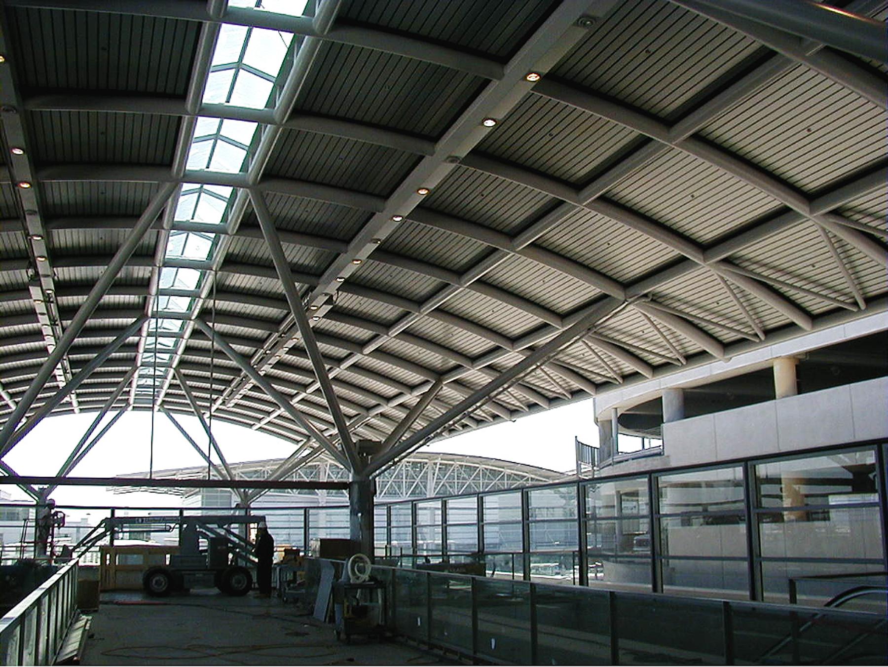 Bart Station Hunter Douglas Architectural